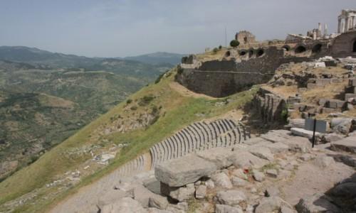 Zdjecie TURCJA / Eolia / Pergamon / Pergamon