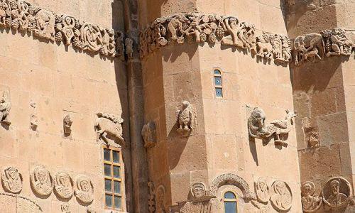 Zdjęcie TURCJA / Wschodnia Anatolia / Akdamar / Ormiański kościół na wyspie Akdamar