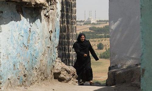 Zdjecie TURCJA / południowy wschód / Diyarbakir / Powrót z meczet