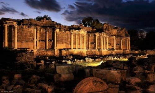 Zdjęcie TURCJA / południowa Turcja / Side / To co pozostało-Ruiny Starego Miasta