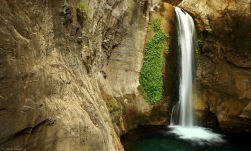 Zdjecie TURCJA / południowa Turcja / Sapaderw / Kanion Sapadere