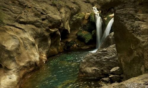 TURCJA / południowa Turcja / Sapadere / Idąc wzdłuż kanionu....