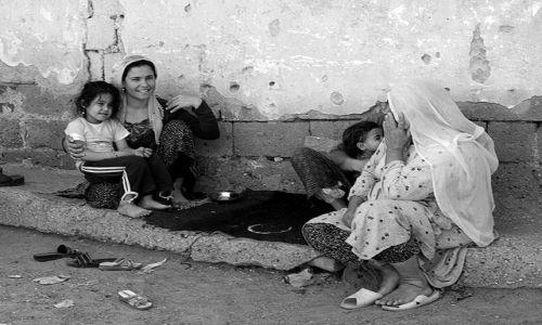 Zdjęcie TURCJA / Wschodnia Anatolia / Diyarbakir / w zaułkach Diyarbakiru