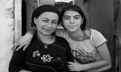Zdjęcie TURCJA / Wschodnia Anatolia / Diyarbakir / portret rodzinny :)