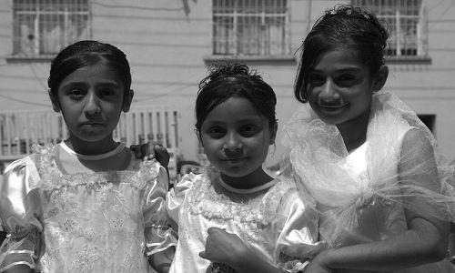 Zdjęcie TURCJA / Wschodnia Anatolia / Diyarbakir / koleżanki