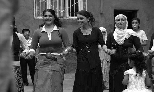 Zdjęcie TURCJA / Wschodnia Anatolia / Diyarbakir / let's dance...
