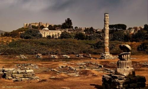 Zdjecie TURCJA /  Azji Mniejszej / Efez / Klasztor