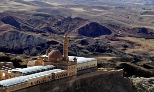 TURCJA / Kurdystan / Dogubayazit / Pałac Ishaka Paszy