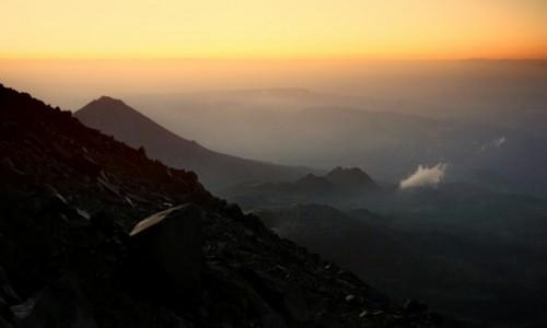 TURCJA / Wyżyna Armeńska /  Wulkan Ararat 5137 m / Wielki Ararat (Agri Dagi)