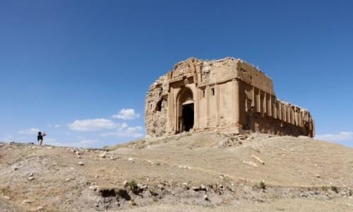 Zdjęcie TURCJA / wschodnia Anatolia / Albayrak / Ruiny monasteru św. Bartłomieja