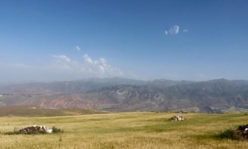 Zdjecie TURCJA / wschodnia Anatolia / Kagizman / Góry Karasu - Aras