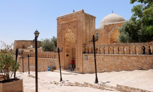 Zdjecie TURCJA / płd.-wsch. Anatolia / Mardin / Meczet Latifiye