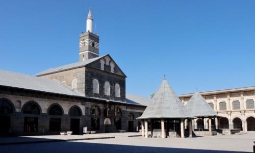 Zdjecie TURCJA / płd.-wsch. Anatolia / Diyarbakir / Wielki Meczet w Diyarbakir