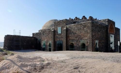 Zdjecie TURCJA / płd.-wsch. Anatolia / Diyarbakir / Kościół św. Jerzego w Diyarbakir
