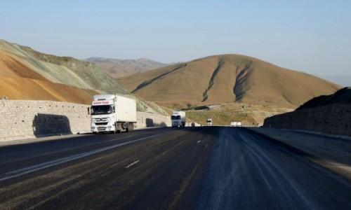 Zdjecie TURCJA / wschodnia Anatolia / - / Droga z Igdir do Wan