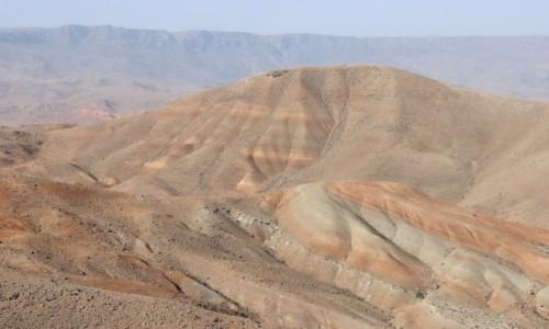 Zdjecie TURCJA / wschodnia Anatolia / Kagizman / Kolorowe pustkowie
