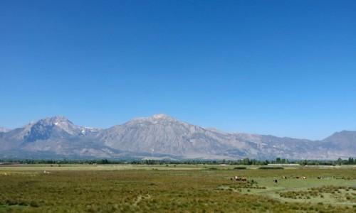 Zdjecie TURCJA / wschodnia Anatolia / Erzurum / Górski krajobraz w pobliżu Erzurum