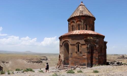 TURCJA / wschodnia Anatolia / Ani / Kościół św. Grzegorza w Ani