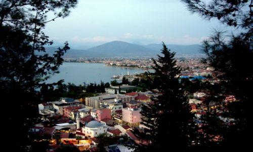 Zdjęcie TURCJA / Turcja Egejska / Fethiye / zmierzch nad Fethiye