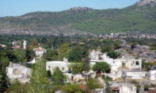 Zdjecie TURCJA / Turcja Egejska / Fethiye / kaya koy, wymarłe miasto