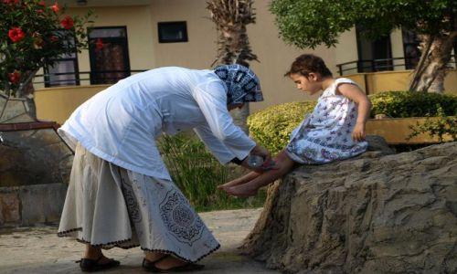 Zdjecie TURCJA / brak / Alanya / Rodzina islamska