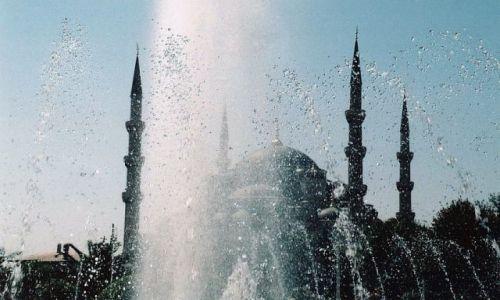 Zdjecie TURCJA / brak / stambuł / błękitny meczet