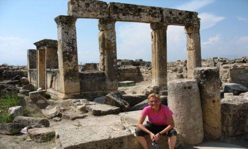Zdjecie TURCJA / brak / PAMUKKALE / Hierapolis