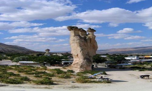 Zdjęcie TURCJA / KAPADOCJA / Wyobraźcie sobie Szanowni Państwo,że tego miejsca nie ma zaznaczonego na mapie:) / OJ CUDA PANIE CUDA!
