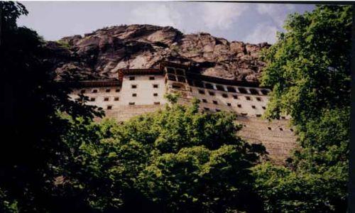 Zdjecie TURCJA / brak / Okolice Trabzon / Klasztor Sumela