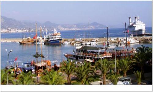 Zdjecie TURCJA / brak / Turcja / Widok na morze