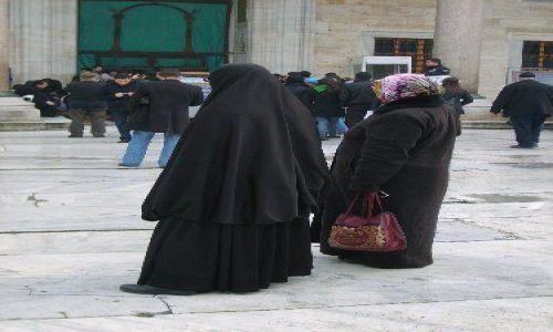 Zdjecie TURCJA / brak / Stambuł, Błękitny meczet / Stambuł