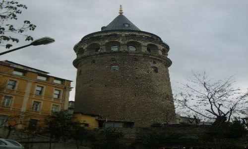 Zdjecie TURCJA / brak / Stambuł / Wieża Galata
