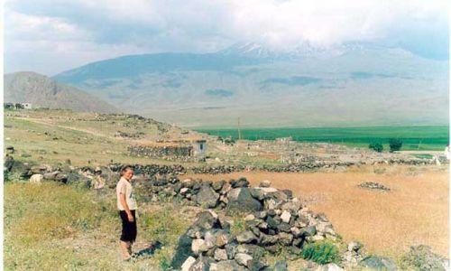 Zdjecie TURCJA / brak / pod Araratem / Kurdyjska wioska pod Araratem