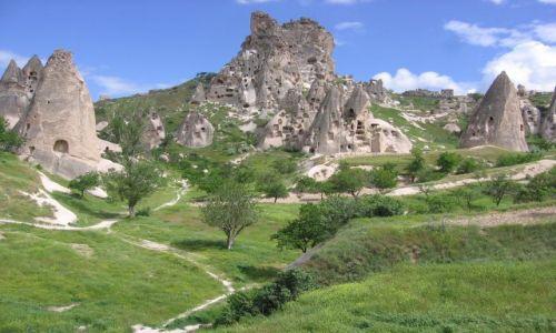 Zdjecie TURCJA / Wyżyna Anatolijska / Kapadocja / bajka