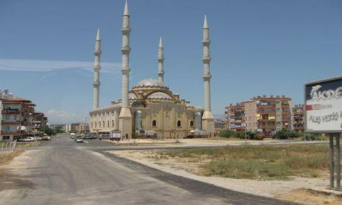 Zdjecie TURCJA / Alanya, Antalya / okolice Antalya / Meczet