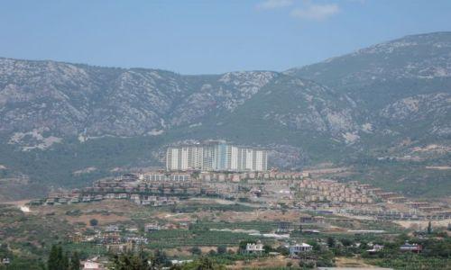Zdjecie TURCJA / okolice Alanya / Kargicak / Gold City