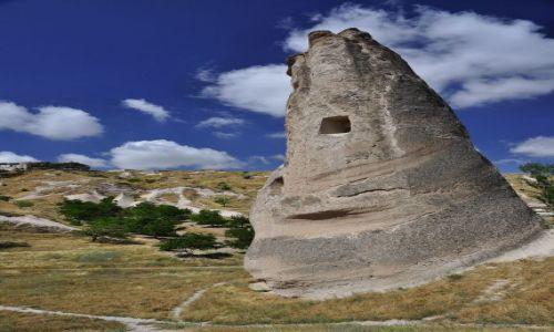 Zdjęcie TURCJA / kapadocja / Turcja / Park Narodowy Kapadocja