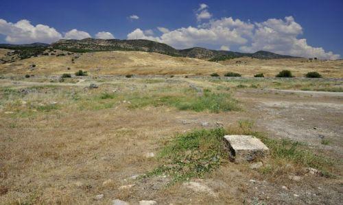 Zdjecie TURCJA / brak / Turcja / okolice Hierapolis