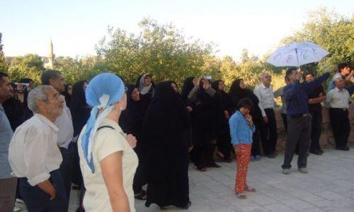Zdjecie TURCJA / brak / Sanliurfa / Turyści z Iranu