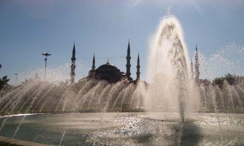 Zdjecie TURCJA / brak / Istambuł / Błękitny Meczet w Istambule