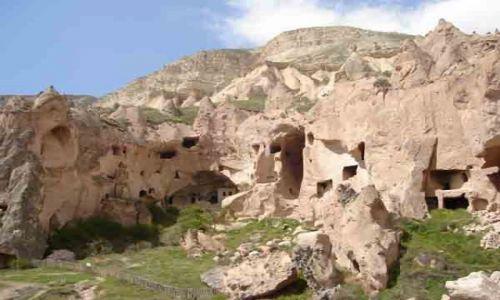Zdjęcie TURCJA / brak / Dolina Goreme / Kapadocja