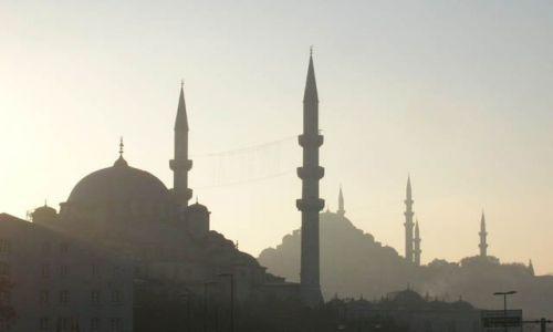 TURCJA / Turcja / Stambuł / meczety Stambułu