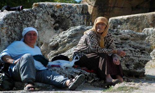 Zdjecie TURCJA / anatolia / okolice Bodrum / odpoczynek w cieniu