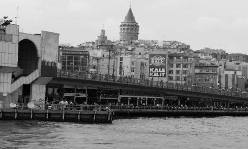 Zdjecie TURCJA / Istanbul / Istanbul / Wierza galata