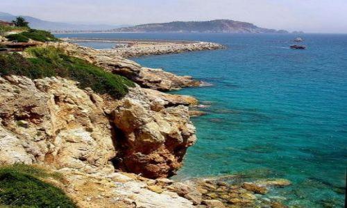 Zdjecie TURCJA / Okolice Alanii / wybrzeże / Malownicze wybrzeże Turcji