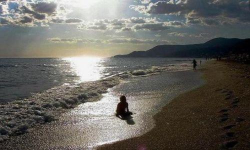 Zdjecie TURCJA / Alanya / plaża / Odpoczynek