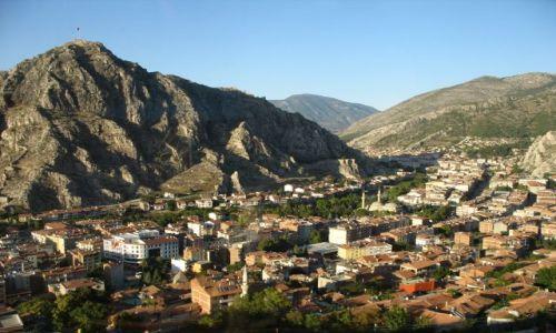 Zdjecie TURCJA / Połnocja Anatolia / Amasya / Amasya