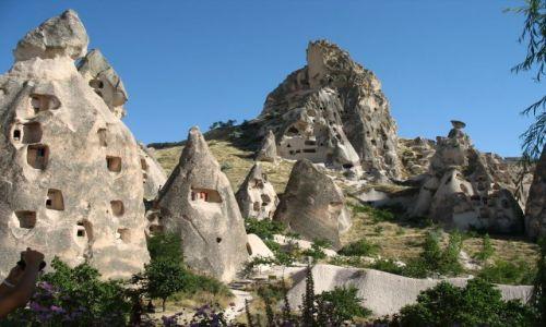 Zdjecie TURCJA / Srodkowa Anatolia / Kapadocja / Cuda KApadocji