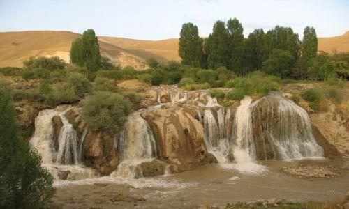 Zdjecie TURCJA / wschodnia Anatolia / okolice Van / wodospadziki