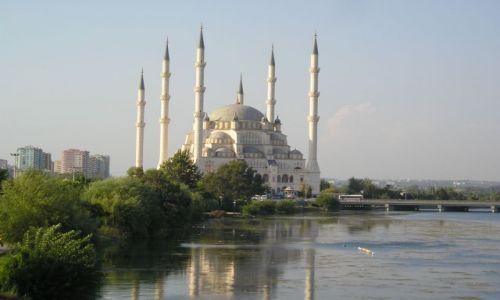 Zdjęcie TURCJA / południowa Turcja / Adana / Ulu Camii